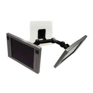 Dual LCD/LED/Plasma Wall Mount Arm Electronics