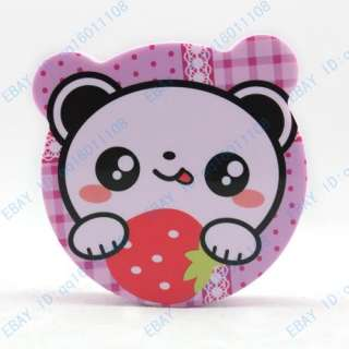 Cute Cartoon Feature Contact Lens Case Holder Box C24