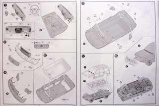 Fujimi ID 137 Toyota Land Cruiser 100 VX Limited 1/24 scale kit