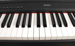 Yamaha P95 88 Key Digital Piano + Case + Pedal