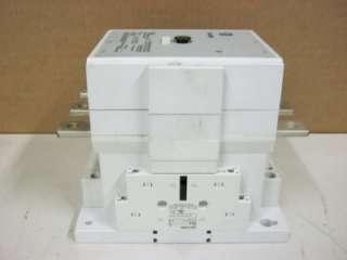 Allen Bradley 100 D300 Contactor 110 130V 50/60 Hz (w/ Elec. Coil