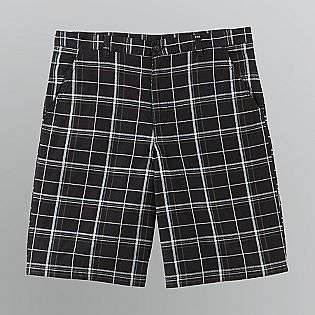 Mens Plaid Shorts  Covington Clothing Mens Shorts