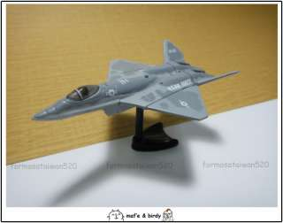 AIR FORCE MDD YF 23 plane fighter aircraft miniature