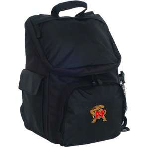 Mercury Luggage Maryland Terrapins Lap Top Backpack