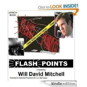 Flash Points (Dare Books) Will David Mitchell  Kindle