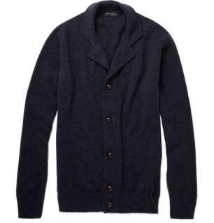 Knitwear  Cardigans  Glenham Merino Wool Blend Cardigan