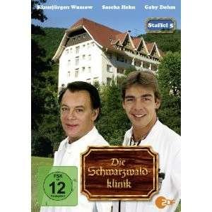 DIE SCHWARZWALDKLINIK STAFFEL 5 4 DVD TV SERIE NEU