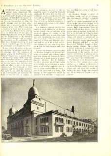 RARE 1934 MASONIC DIGEST   FREEMASONRY & EASTERN STAR