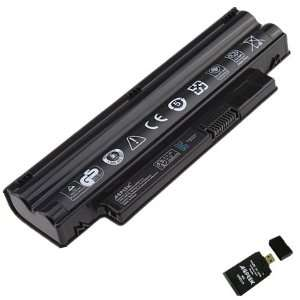 Cell Replacement Laptop/Notebook Battery for DELL Inspiron mini 1012