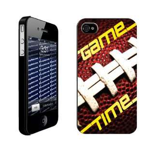 iPhone Design Game Time   iPhone Hard Case   BLACK Protective iPhone