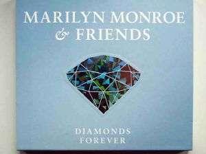 Marilyn Monroe & Friends   Diamonds Forever (CD)