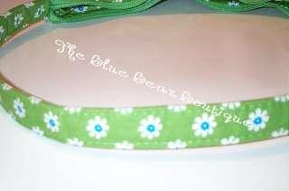 Vera Bradley Retired Apple Green Hobo Bag
