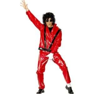 Michael Jackson Thriller Costume Men Licensed Sz Large