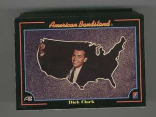 American Bandstand Trading Card Set