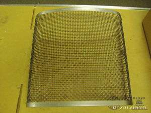 Radiator Grill Screen IH Farmall IHS073 fits Red Rounded Cub 1947 1953