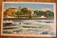 1945 CATARACT HOUSE / HOTEL, NIAGARA FALLS, NEW YORK METROCRAFT LINEN