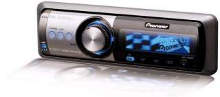 Pioneer DEH P80MP car stereo AM FM HD XM Sirius CD MP3 IPOD AUX ZUNE