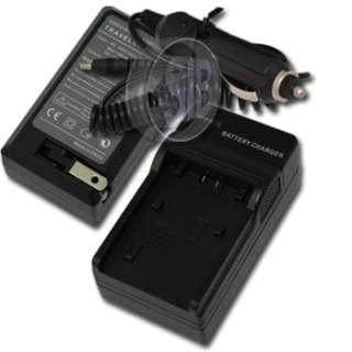 NEW Digital Camera Battery Charger for Sony DVD HandyCam DCR DVD508
