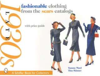 Catalog Reprint Collector ID Guide Ladies Vintage Fashions Dress Etc