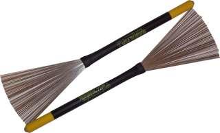 Regal Tip Clayton Cameron Metal Drum Brushes Sticks NEW