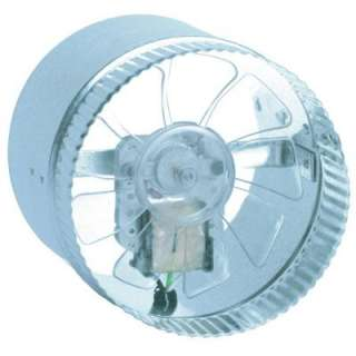 Inline Duct Fan from Inductor     Model DB206