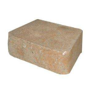 12 In. X 7 In. Concrete Garden Wall Block 87549