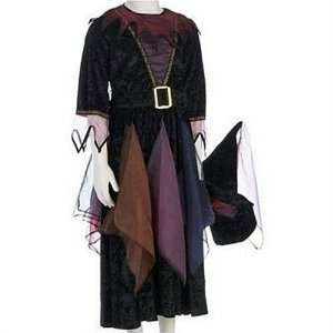 Funny Fashion 404009 152   Hexe Midnight, Größe 152: .de