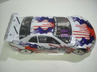 XEME On Road con motore elettrico BRUSHLESS 2ch in versione RTR in