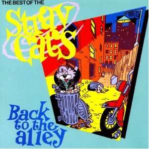 Back to the Alley Stray Cats  Musik