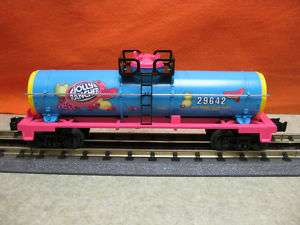 Lionel 29642 Jolly Rancher Tank Car