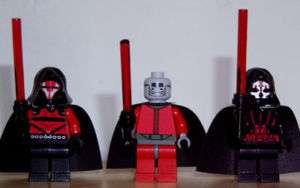 Star Wars custom Lego minifig Darth Nihilus Revan Malak