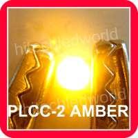 50p PLCC 6 5050 SMT SMD 3 CHIPS RGB LED LAMP LIGHT