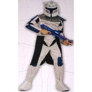 Star Wars Clone Trooper Captain Rex Kostüm Kinder Kinderkostüm 8 10