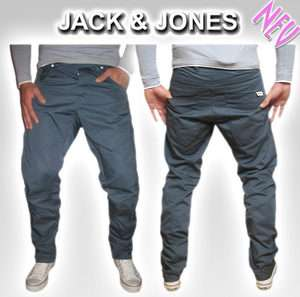 JACK & JONES AND DALETWISTED CHINO PANT NO JEANS ANTI FIT HOSE ORION