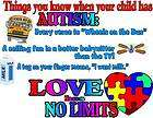 Adult Autism Awareness T Shirts *Autistic* You know