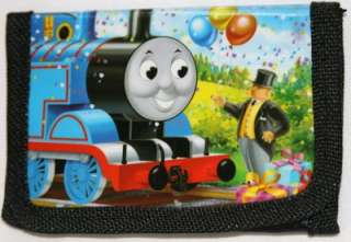 The Tank Engine Train Tri fold Wallet Party Favors LOW SHIPPING