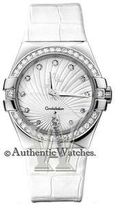CONSTELLATION LADIES DIAMOND WATCH  ► 123.18.35.60.52.001