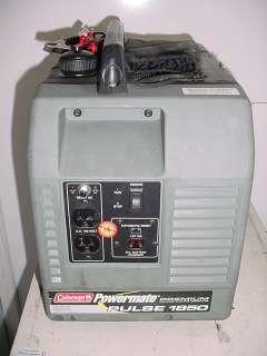 Coleman PM0401850 Powermate Premium 1850 Generator Portable 1850 Watts
