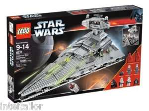 Lego 6211 Star Wars Imperial Star Destroyer   Brand New