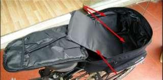 15L Cycling Bicycle Bag Bike rear seat bag pannier