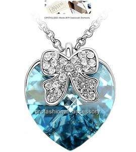 Material Swarovski Crystal 18mm Heart Bead, Rhinestone, Platinum