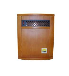 New Infrared Portable heater Zone Heating System 1200 Sq. Ft. G