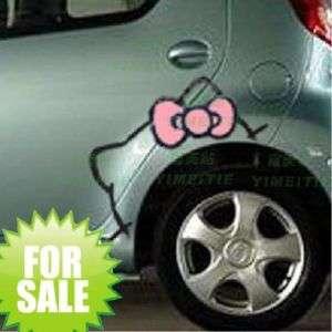 Hello Kitty Auto Tattoo Aufkleber Sticker 40cm 34