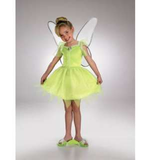 DISNEY Princess Tinker Bell Child 4   6x Costume