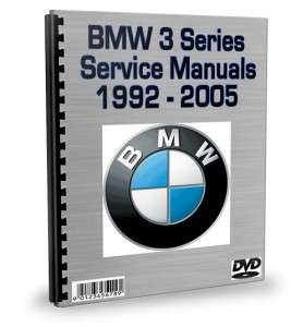BMW Workshop Manuals Series 3 E36 Service Repair