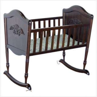 DaVinci Chloe Rocking Cradle Bassinet EXPRESSO ~NEW |
