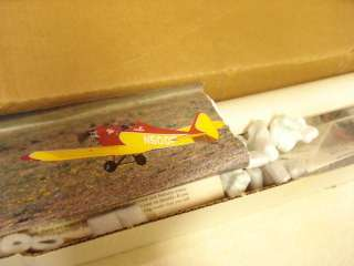 DAVEY SYSTEMS ELECTRIC FLY BABY R/C MODEL AIRPLANE KIT **