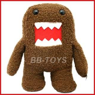 NEW 10 Domo Kun Medium Plush Toy Doll Licensed