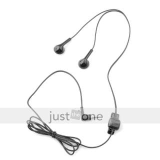 5mm Audio Stereo Earphones Headphones Microphone Headset Nokia WH