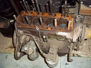 Austin Healey Sprite MG Midget 1098 1100 short block engine I WILL